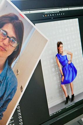 o magazine december issue fashion photo shoot