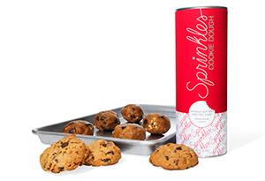Sprinkles Cookie Dough