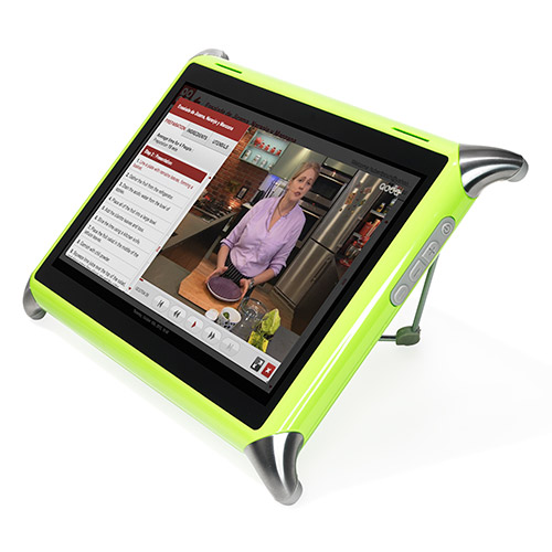 Qooq kitchen tablet