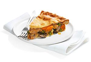 Pie Corps Turkey Pie