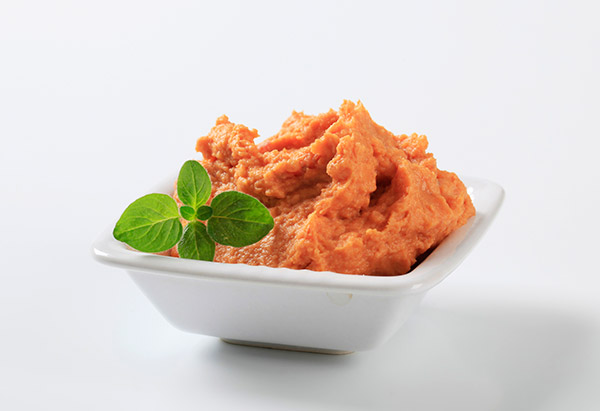 Spiced Ginger-Carrot Dip