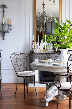How to Get French Style at Home
