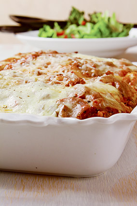 Slow-Cooked Lasagna