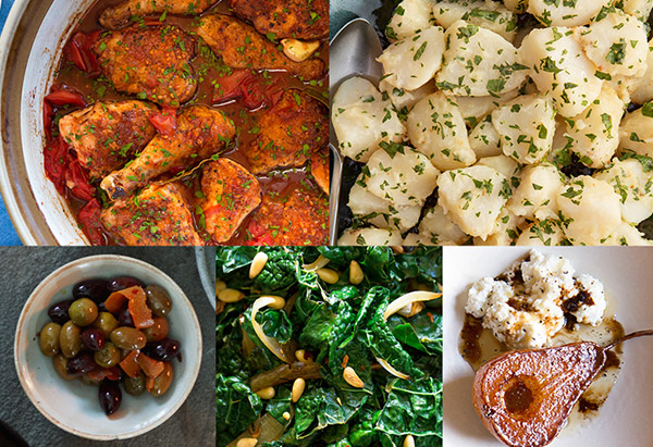 Easy dinner recipes for 8
