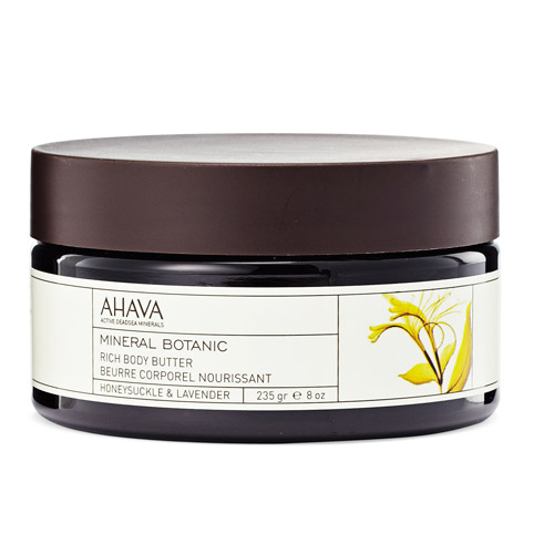 Ahava Mineral Botanic Rich Body Butter