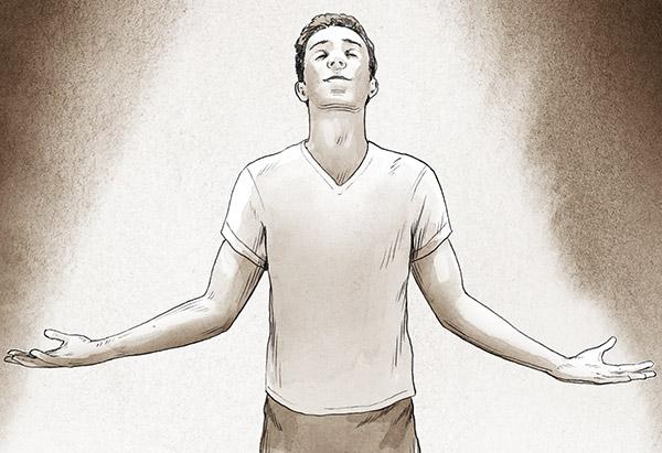 adam glassman spiritual wellness journey