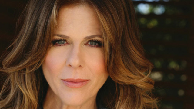 Rita Wilson Sings Just Say Hello