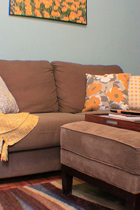 Ways to Give Your Old Sofa a Second Life Couch Makeovers