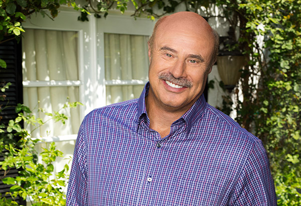 dr phil on when to trust someone