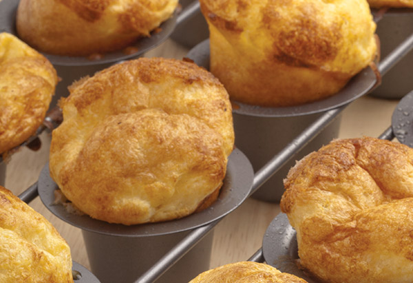 Old-Fashioned Popovers