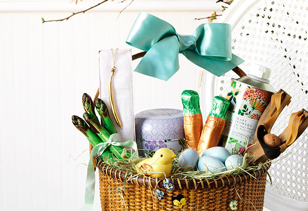 Easter gifts for adults grown up easter basket negle Gallery