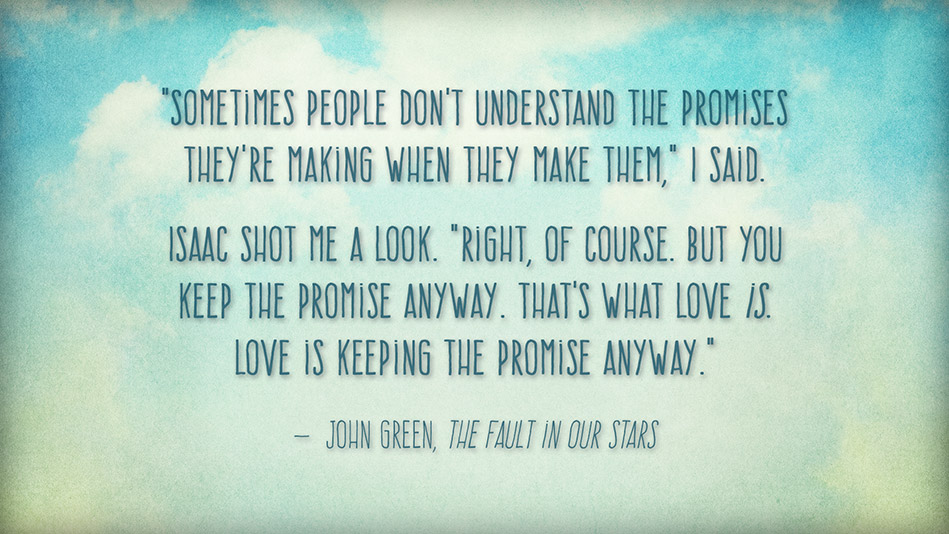 The 6 Best Passages From The Fault In Our Stars