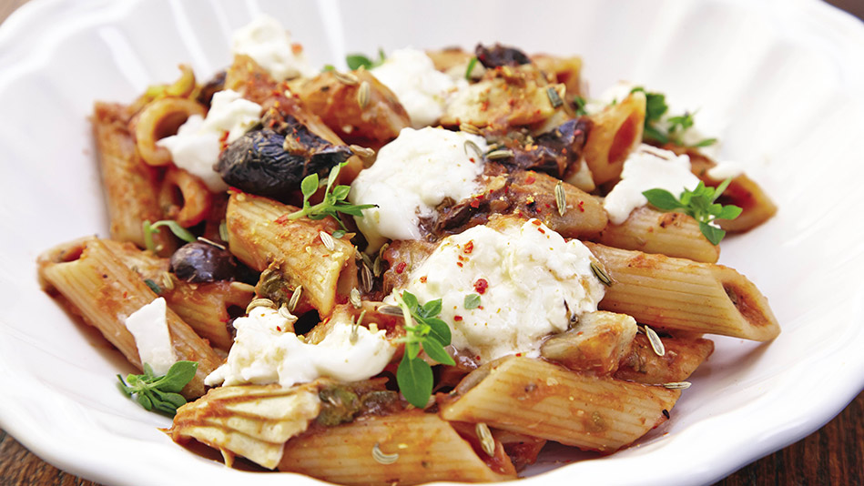 Dinner Party Entree Ideas Recipe Part - 24: Penne Pasta