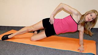 Pelvic floor exercises for women kegels and pelvic clocks for Floor exercises for abs
