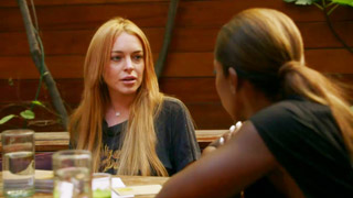 The Reason Lindsay Lohan Says She Sabotages Her Life