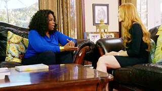 "Oprah to Lindsay Lohan: ""You Need to Cut the Bull****"""