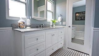 How to Make Any Bathroom Look Bigger (and We Mean Any)