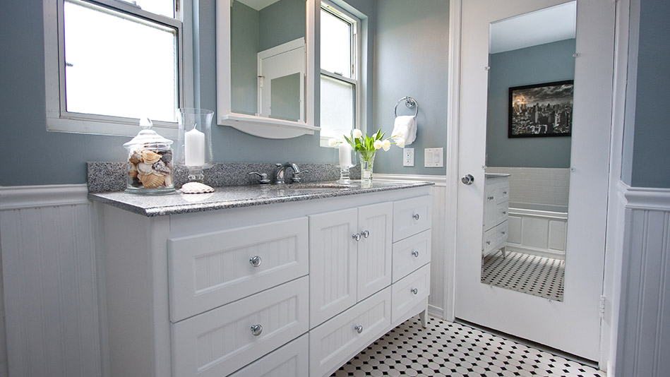 . How to Make Any Bathroom Look Bigger