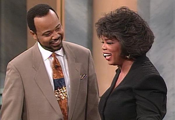 Oprah's first boyfriend