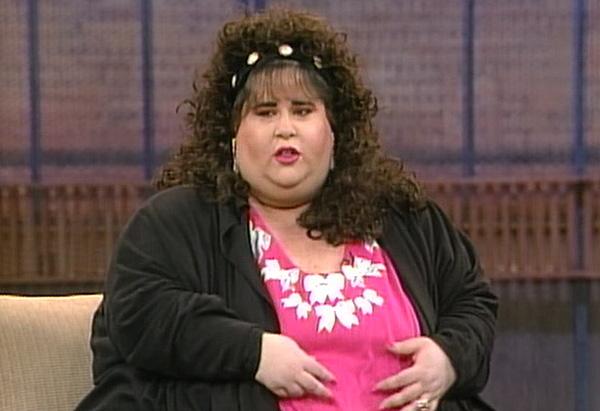 Stacey Halprin in 1994