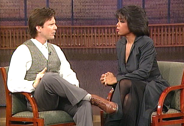 Bob Greene and Oprah