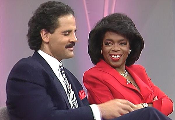 Stedman and Oprah
