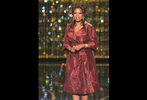 Oprah in Rachel Roy