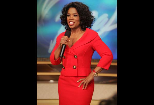 Oprah in Celine