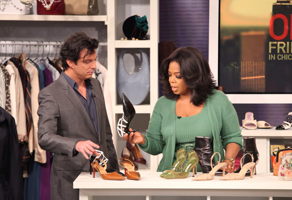 Oprah's eBay auction