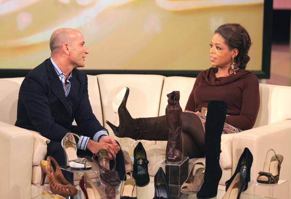 Oprah's Cole Haan boots