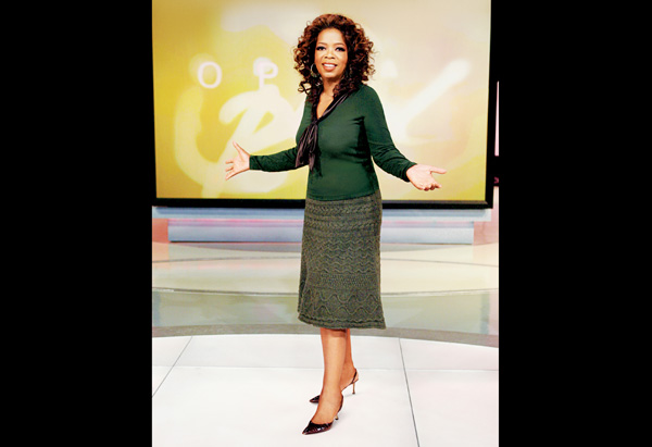 What Red Bottom Shoes Does Oprah Wear