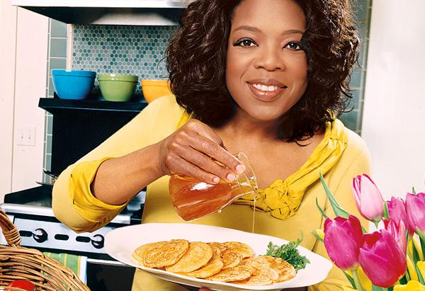 Oprah's Corn Fritters