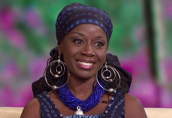 Princess Akosua Busia