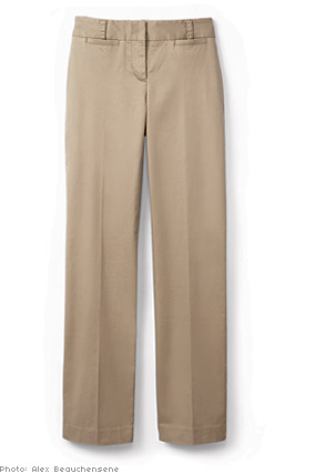 Khaki Pants for Every Body Type