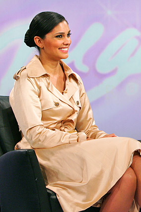 Fashion designer Rachel Roy