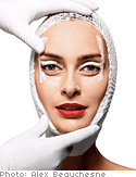 Non-surgical face treatments