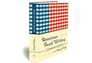 American Food Writing by