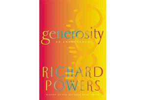 Generosity: An Enhancement by Richard Powers