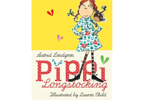 Pippi Longstocking by Astrid Lindgren, translated by Tiina Nunnally
