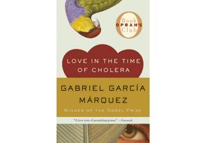 Love in the Time of Cholera by Gabriel Garc''a M''rquez