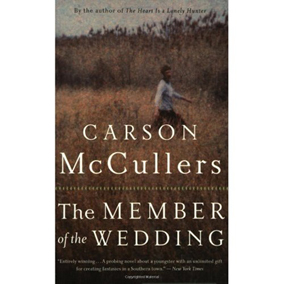 member of the wedding by carson Novels the member of the wedding when she was only twenty-three carson mccullers's first novel the heart is a lonely hunter, created a literary sensation.