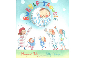 Bubble Trouble by Magaret Mahy