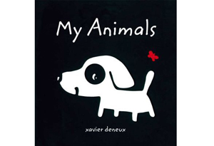 My Animals by Xavier Deneux