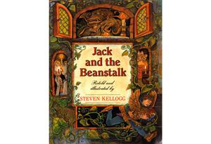 Jack and the Beanstalk by Steven Kellogg, Reteller