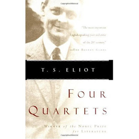 the four quartets by t s eliot Buy a cheap copy of four quartets book by ts eliot published in the fiery days of world war ii, four quartets stands as a testament to the power of poetry amid the chaos of the time.