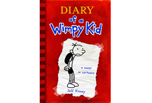 Diary of a Wimpy Kid: Greg Heffley' 's Journal by Jeff Kinney