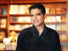Spiritual teacher Deepak Chopra
