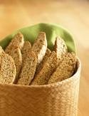 Pecan-Ginger Biscotti