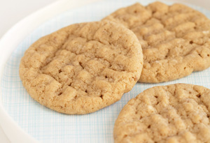 Pretend Peanut Butter Cookies
