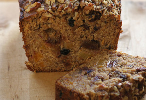 Aine McAteer's Fruity Spiced Tea Cake